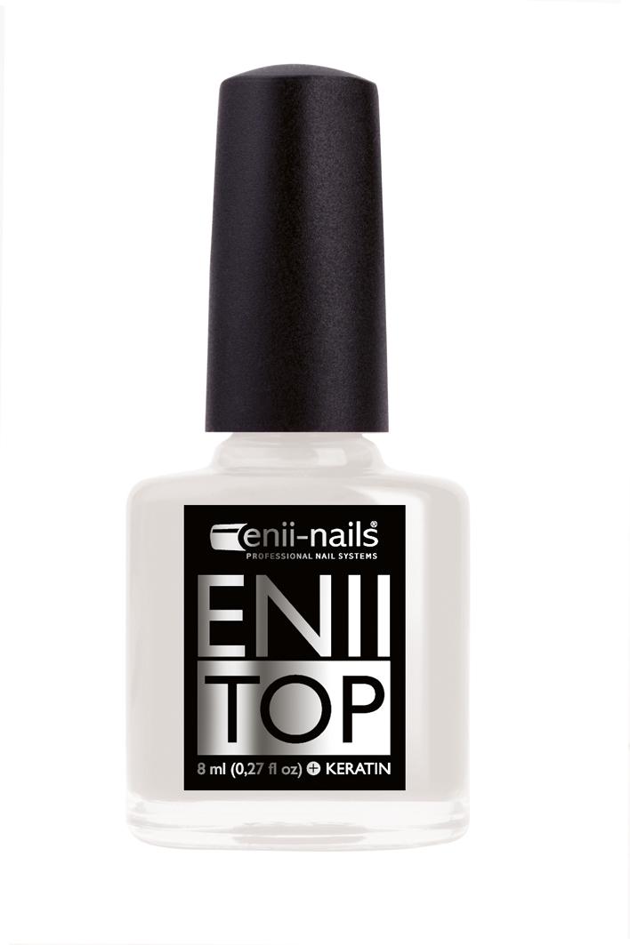 ENII-NAILS Eniilac  TOP COAT 8 ml