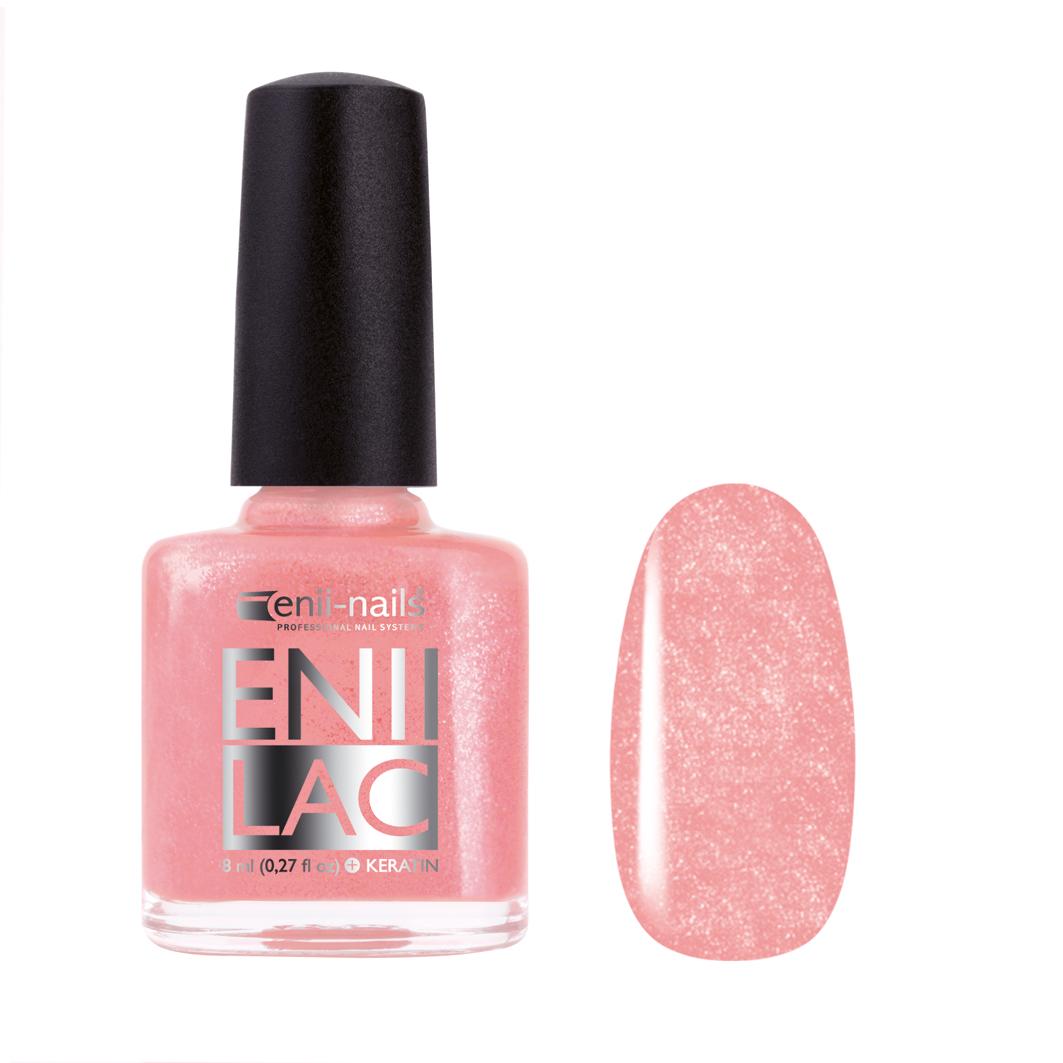 ENII-NAILS Eniilac 8 ml - Crystal Pink