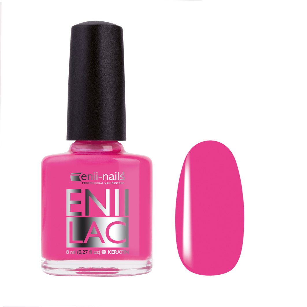 ENII-NAILS Eniilac 8 ml - Raspberry