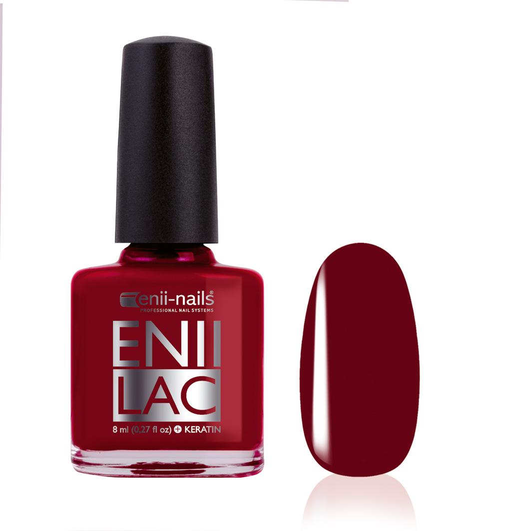 ENII-NAILS Eniilac 8 ml - Dark Merlot