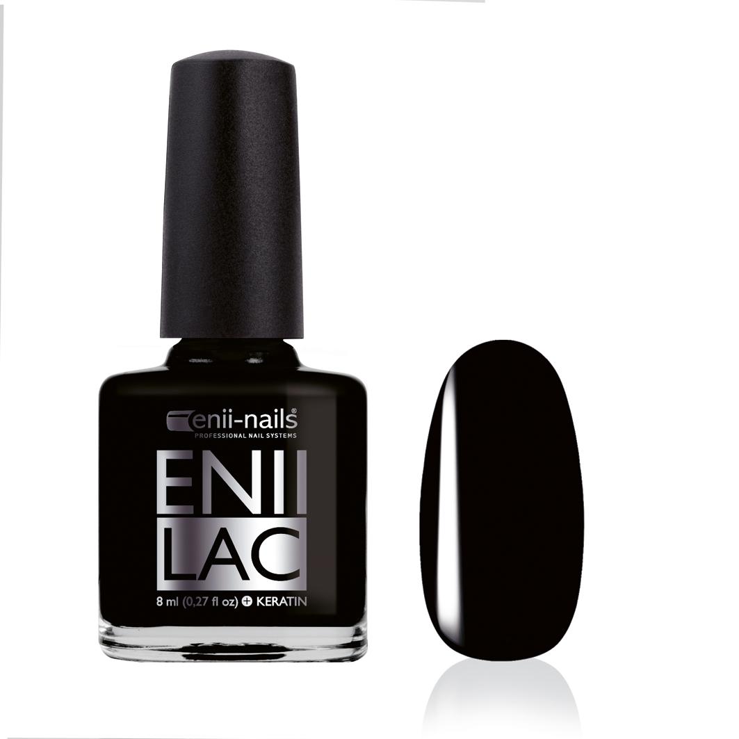 ENII-NAILS Eniilac 8 ml - Midnight