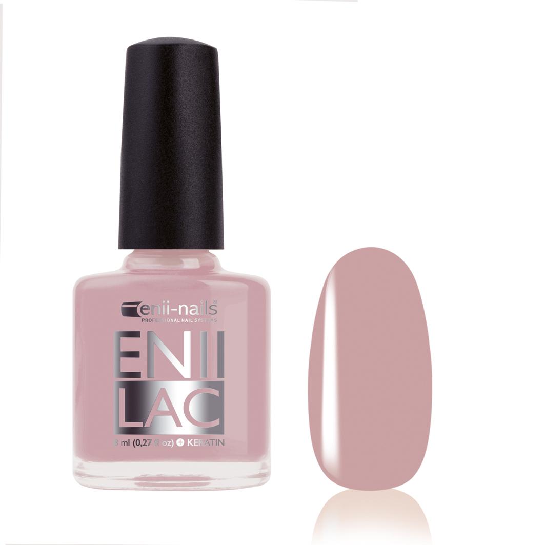 ENII-NAILS Eniilac 8 ml - Velvet Taupe