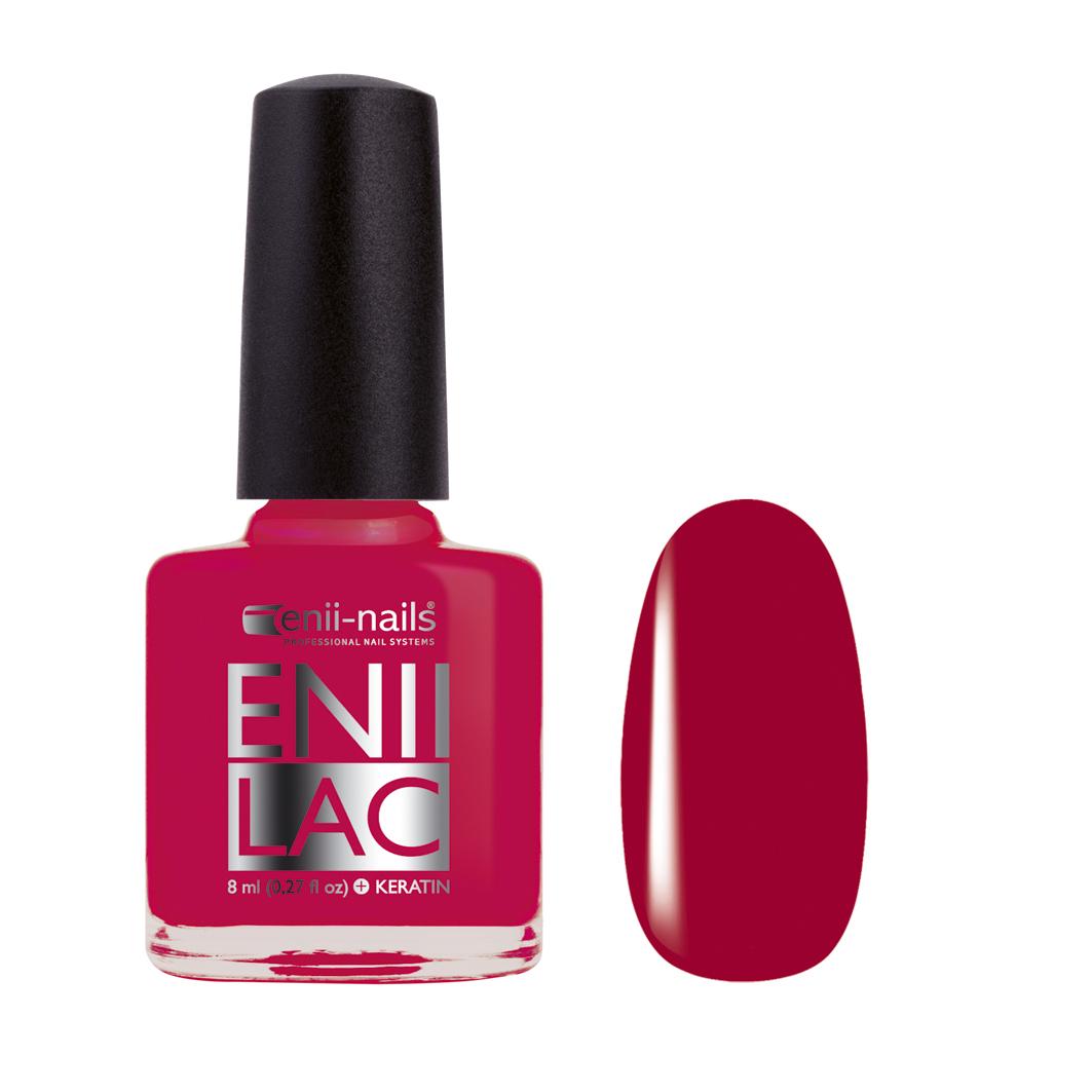 ENII-NAILS Eniilac 8 ml - Dark Dahlia