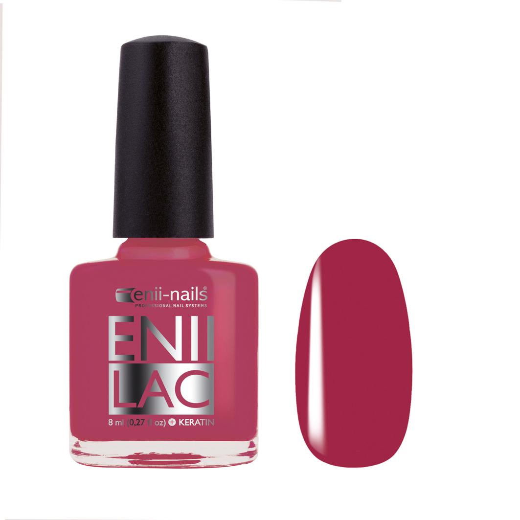 ENII-NAILS Eniilac 8 ml - Shiny Rubin