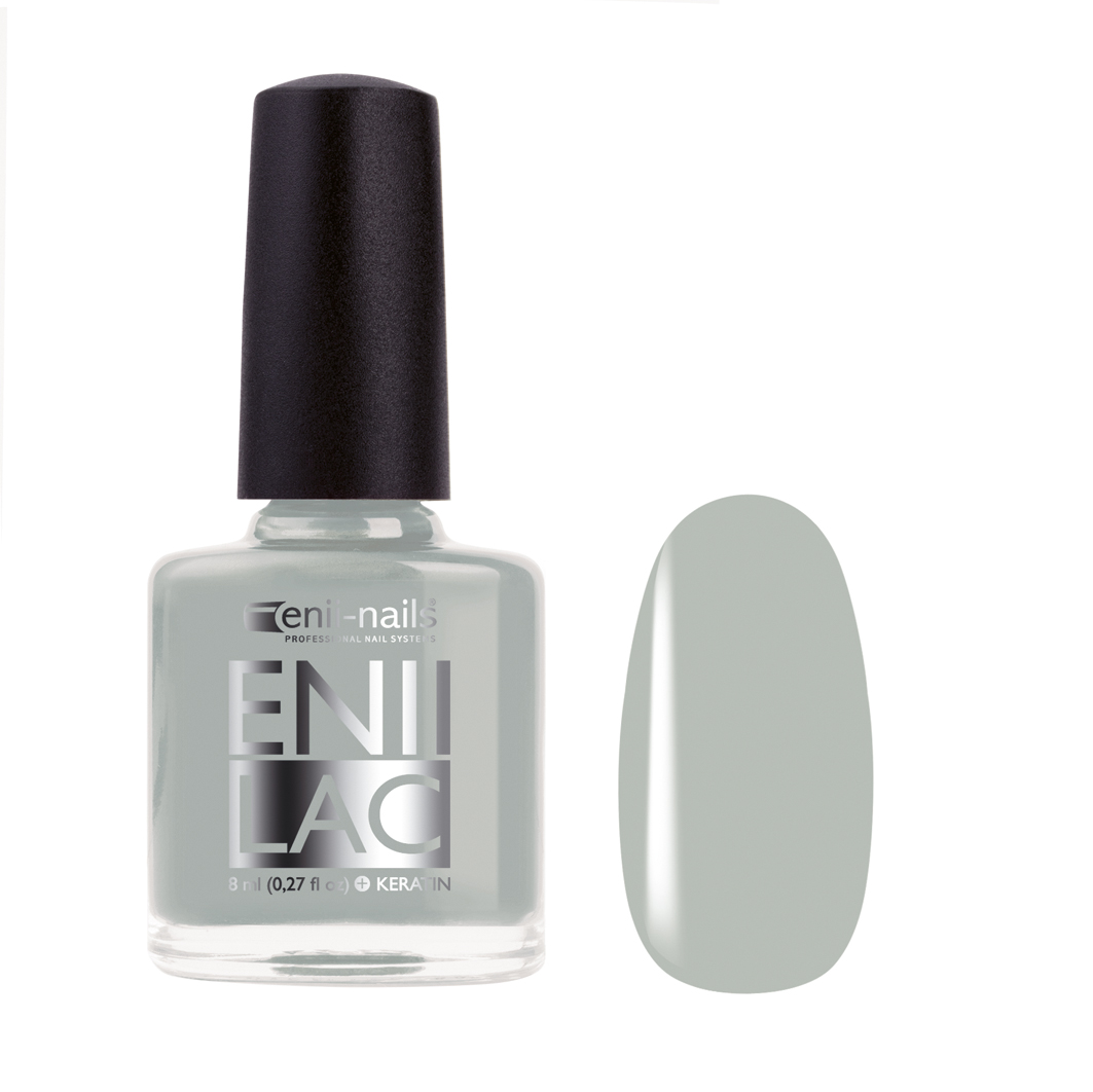 ENII-NAILS Eniilac 8 ml - Forever Grey