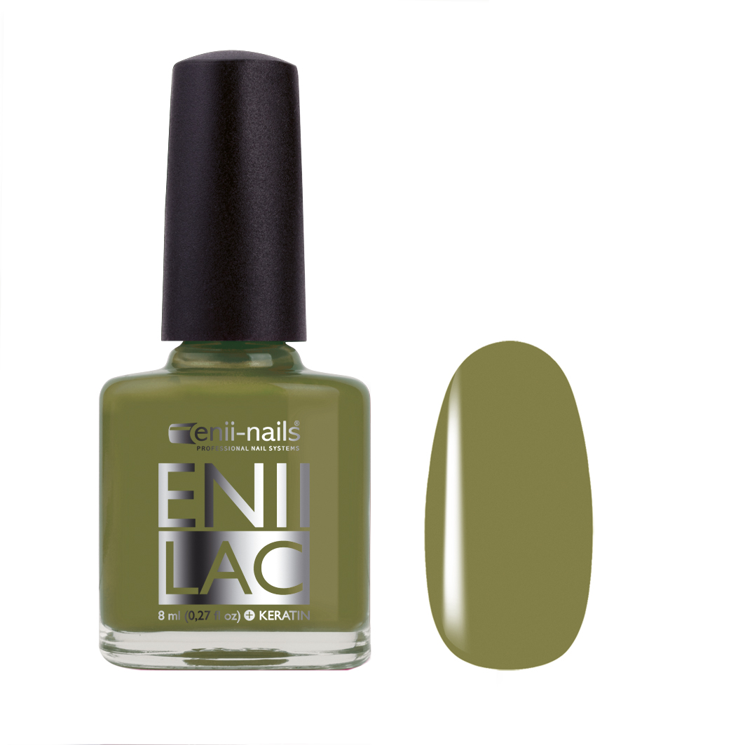 ENII-NAILS Eniilac 8 ml - Army
