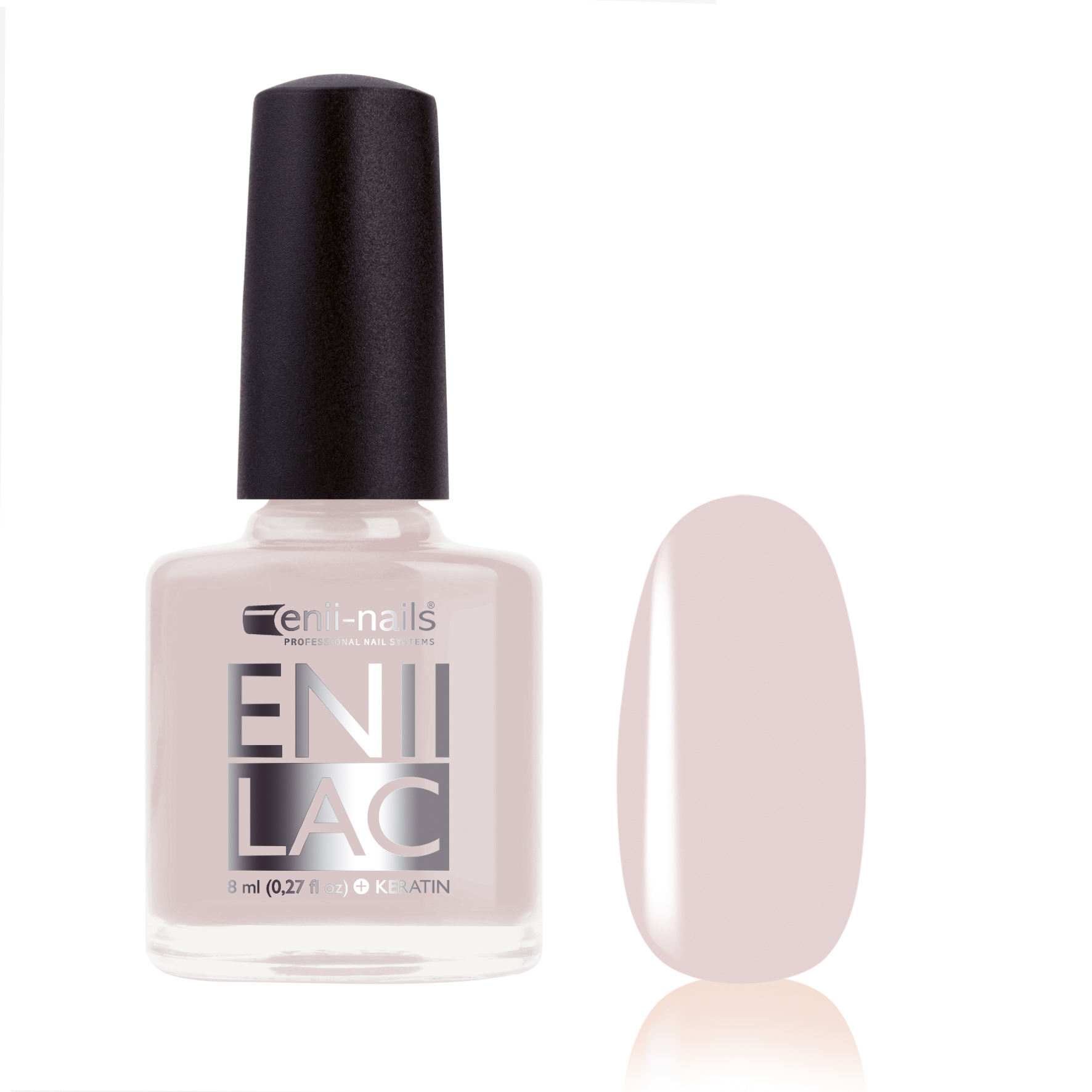 ENII-NAILS ENII LAC 8 ml - Champagne Shower