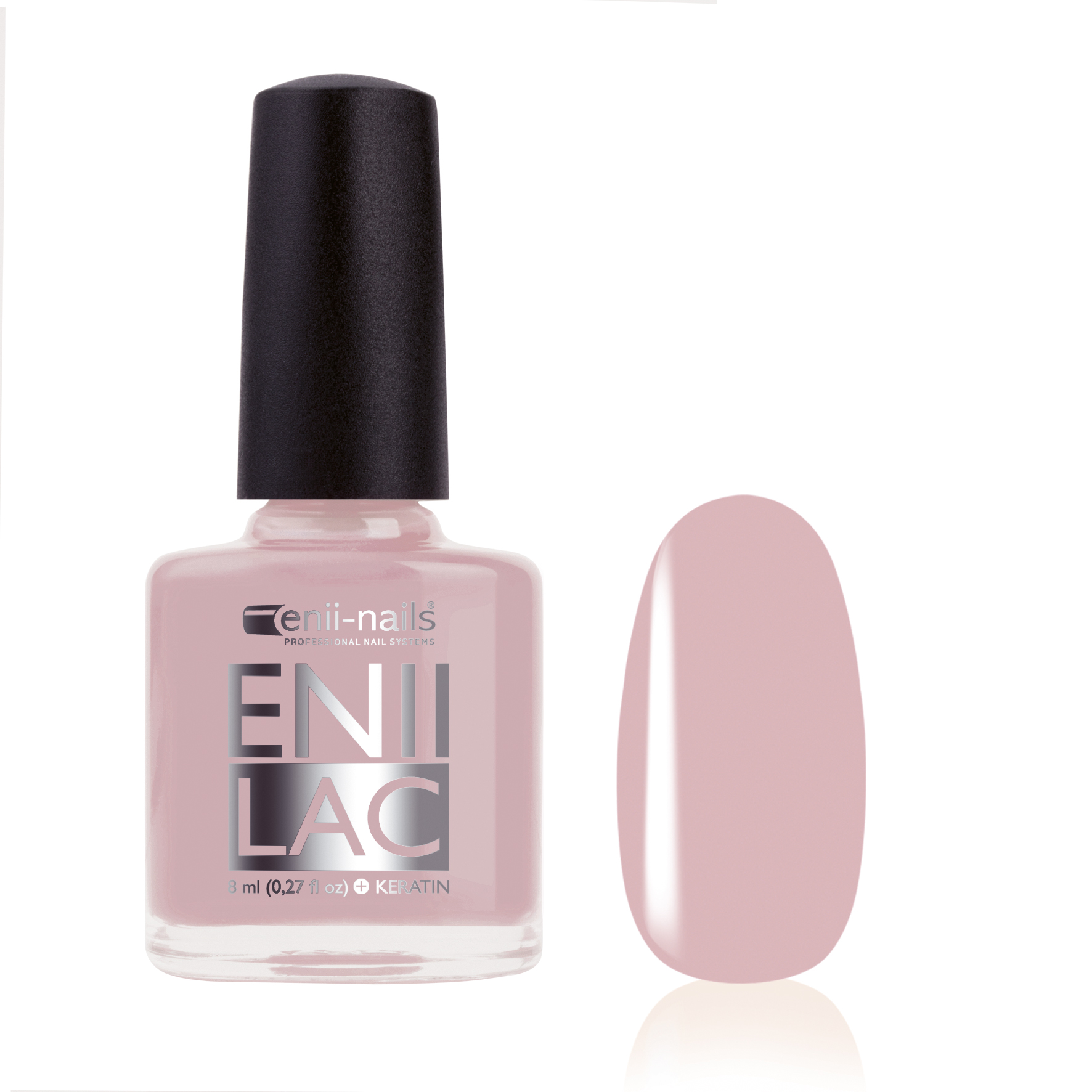 ENII-NAILS ENII LAC 8 ml - Think Pink