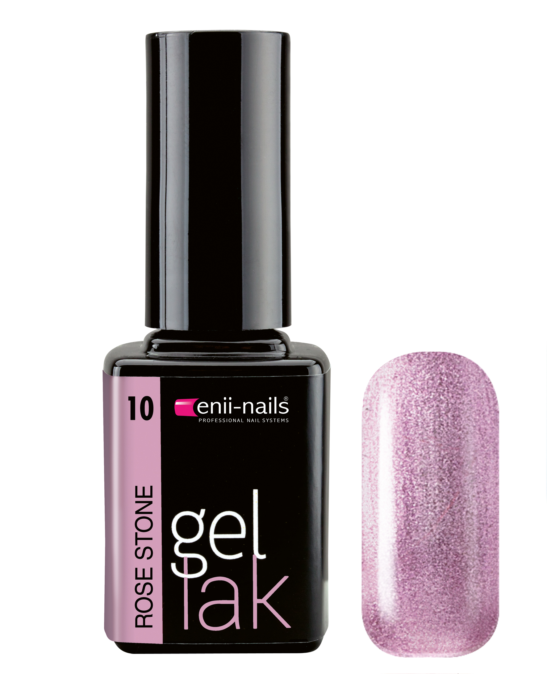 ENII-NAILS Gel lak 11 ml Rose Stone