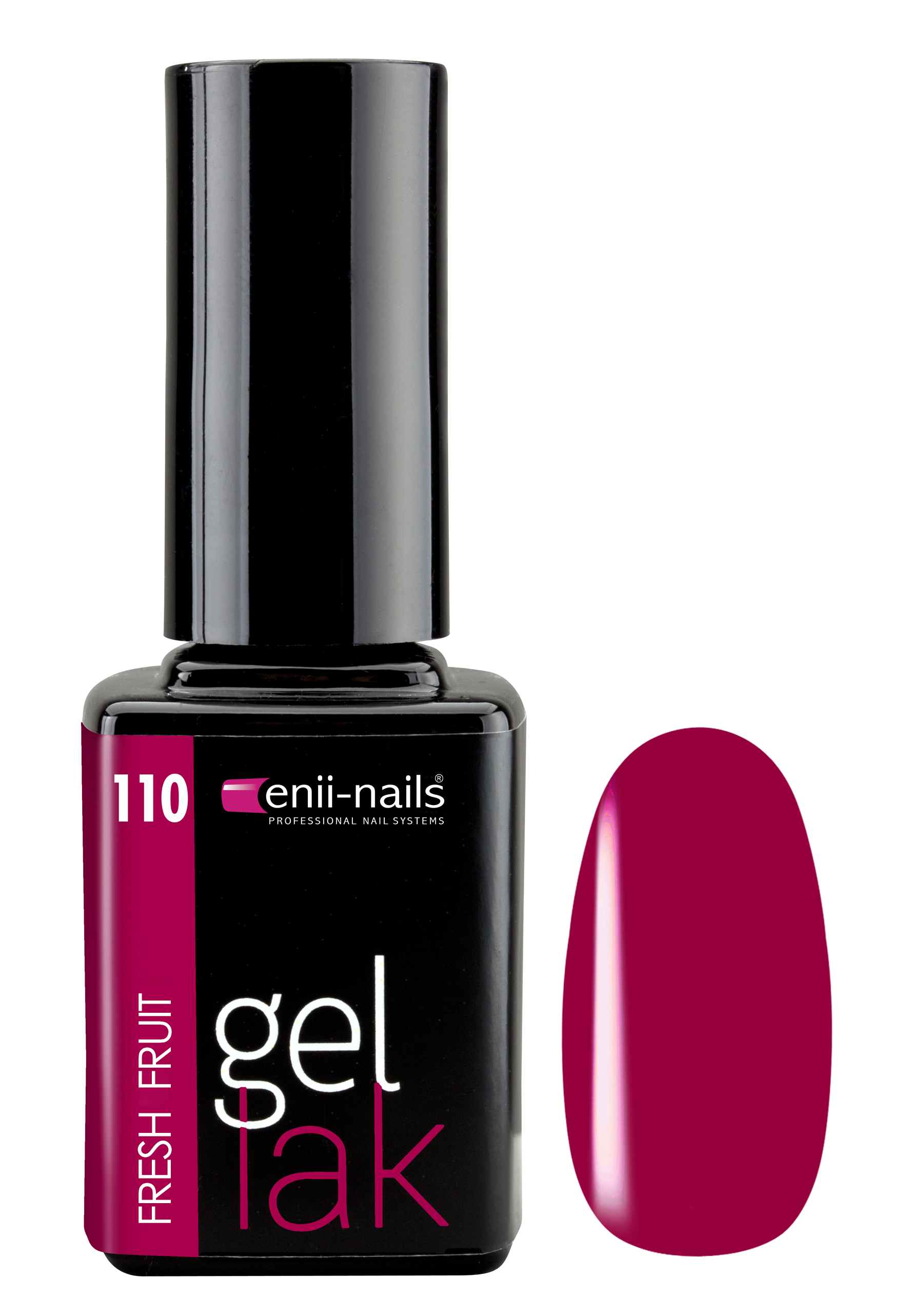 ENII-NAILS Gel lak Fresh Fruit  11 ml
