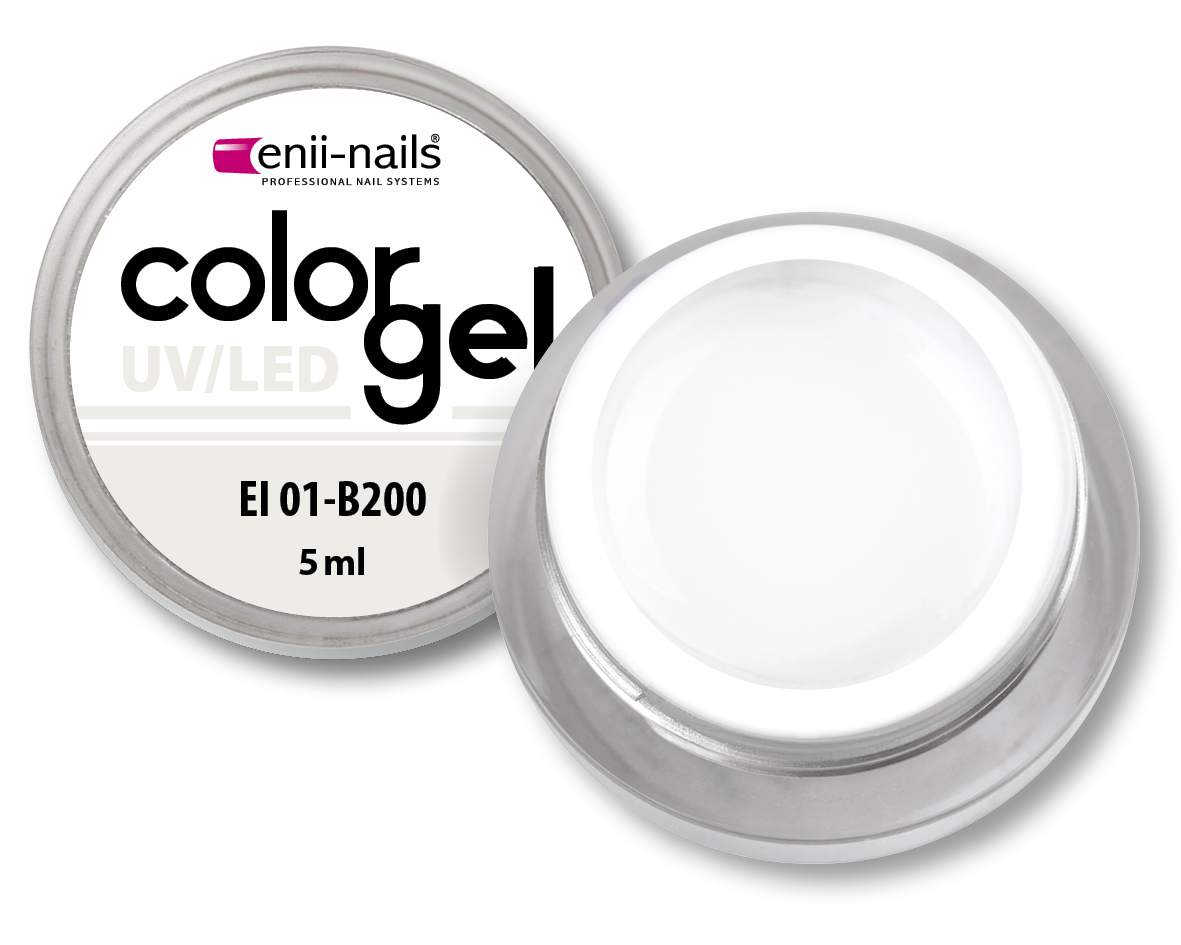 ENII-NAILS Barevný UVLED gel 5 ml č.200