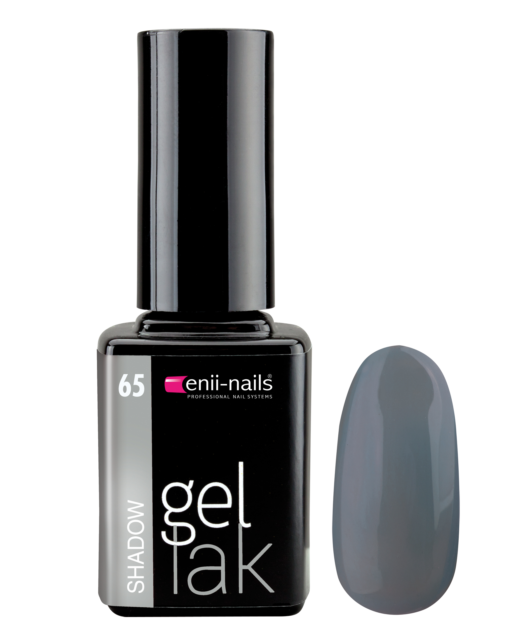ENII-NAILS Gel lak 11 ml - Shadow