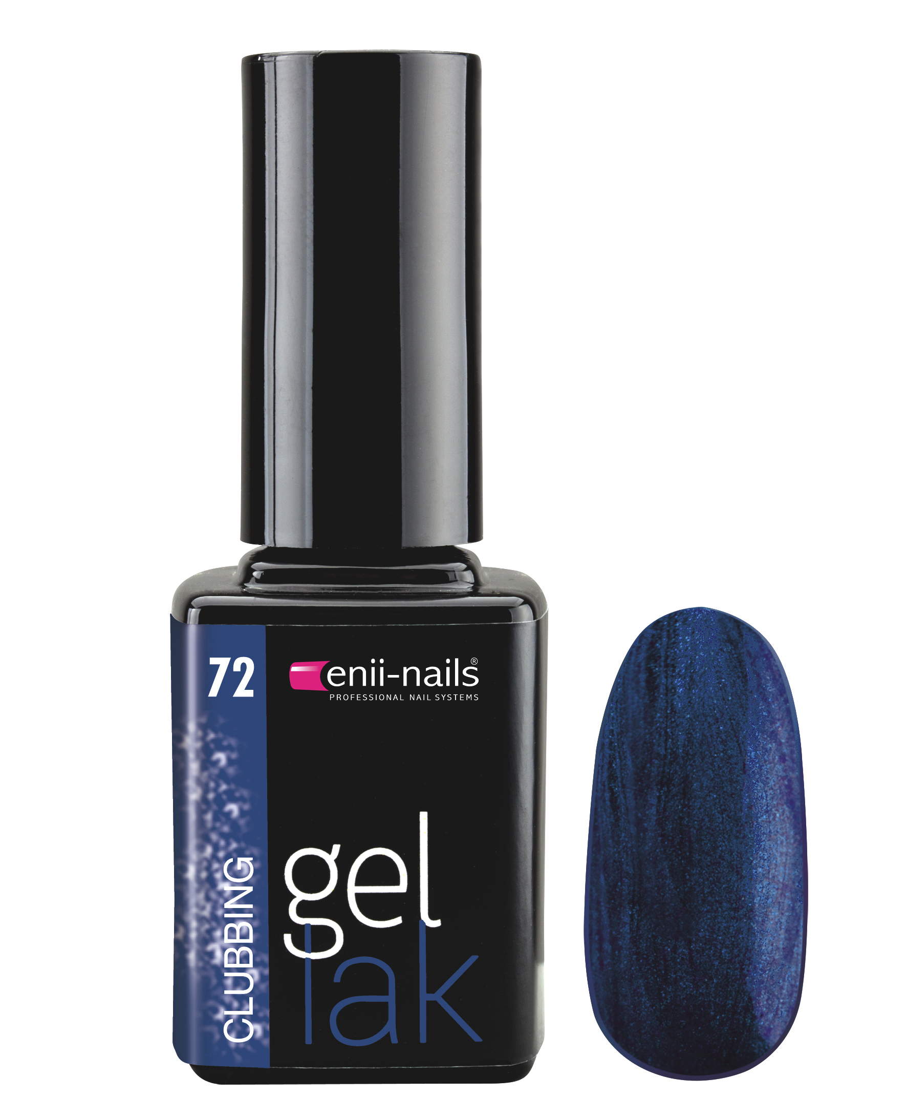 ENII-NAILS Gel lak 11 ml - Clubbing