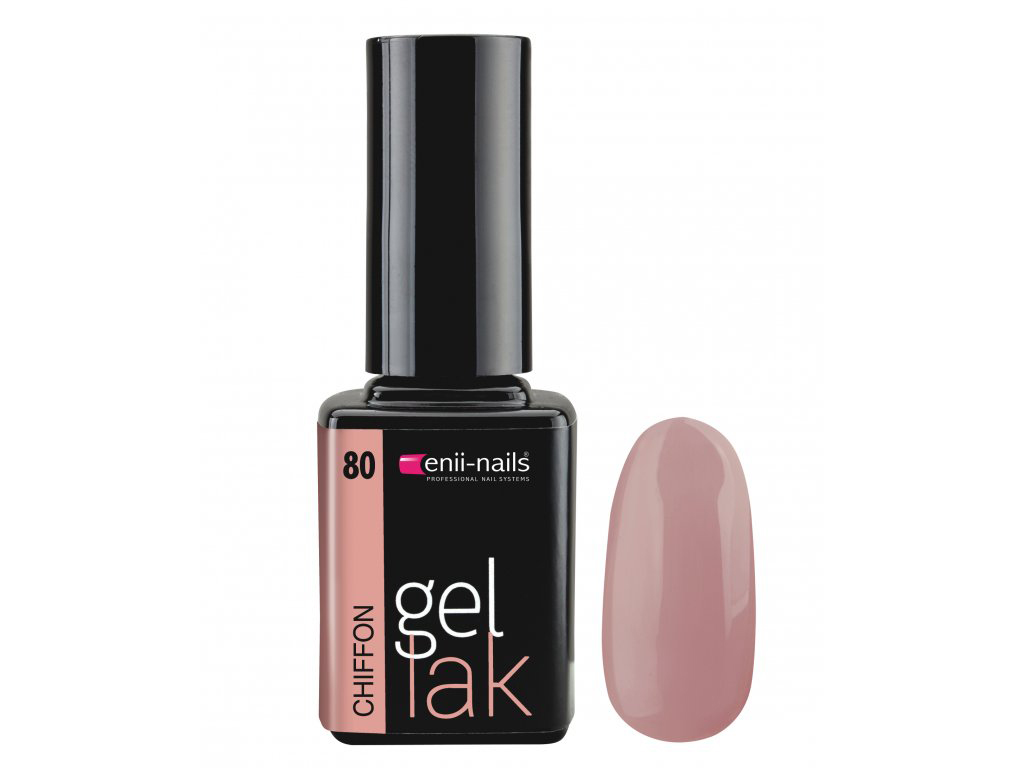 ENII-NAILS Gel lak 11 ml - Chiffon