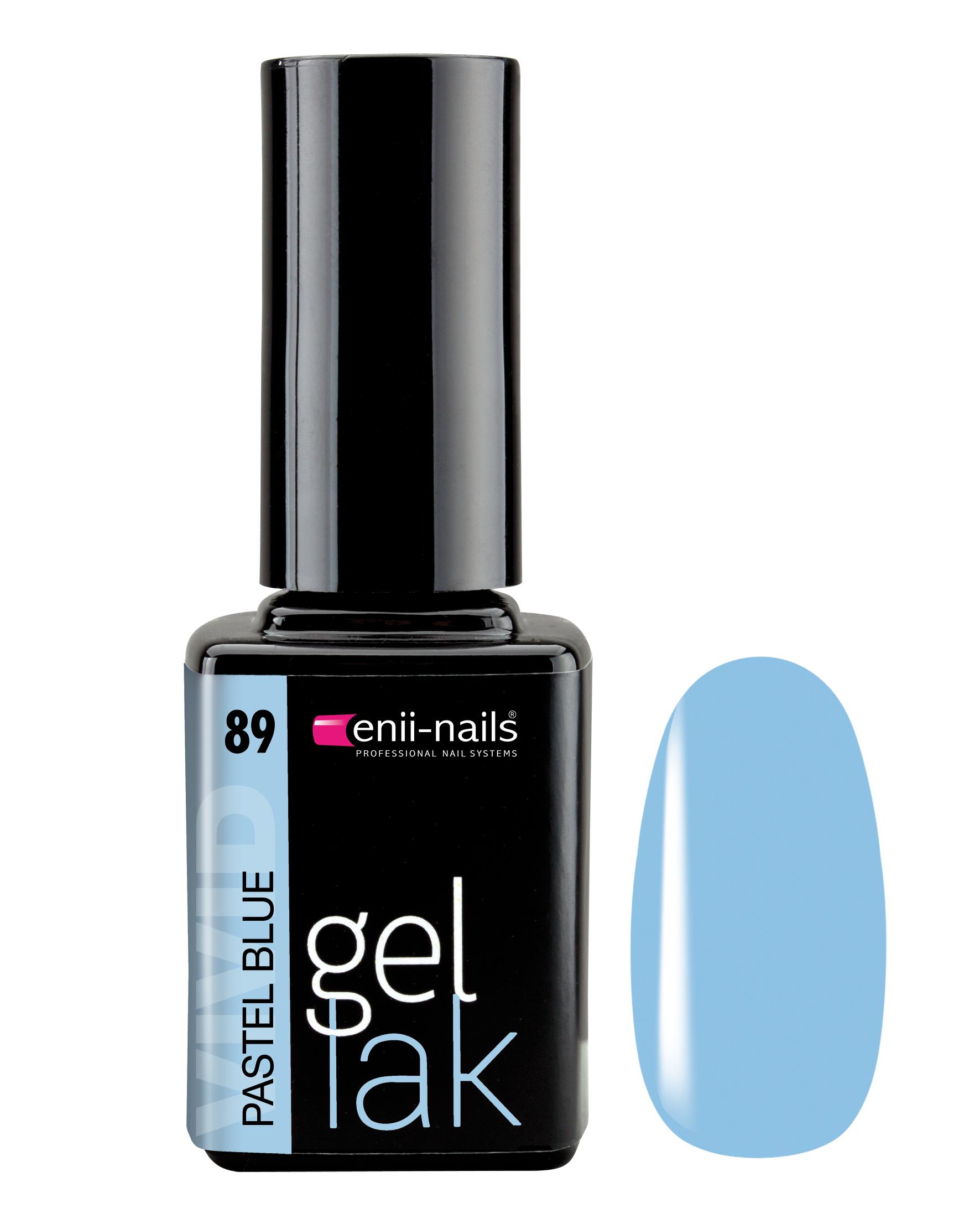 ENII-NAILS Gel lak Pastel Blue 11 ml