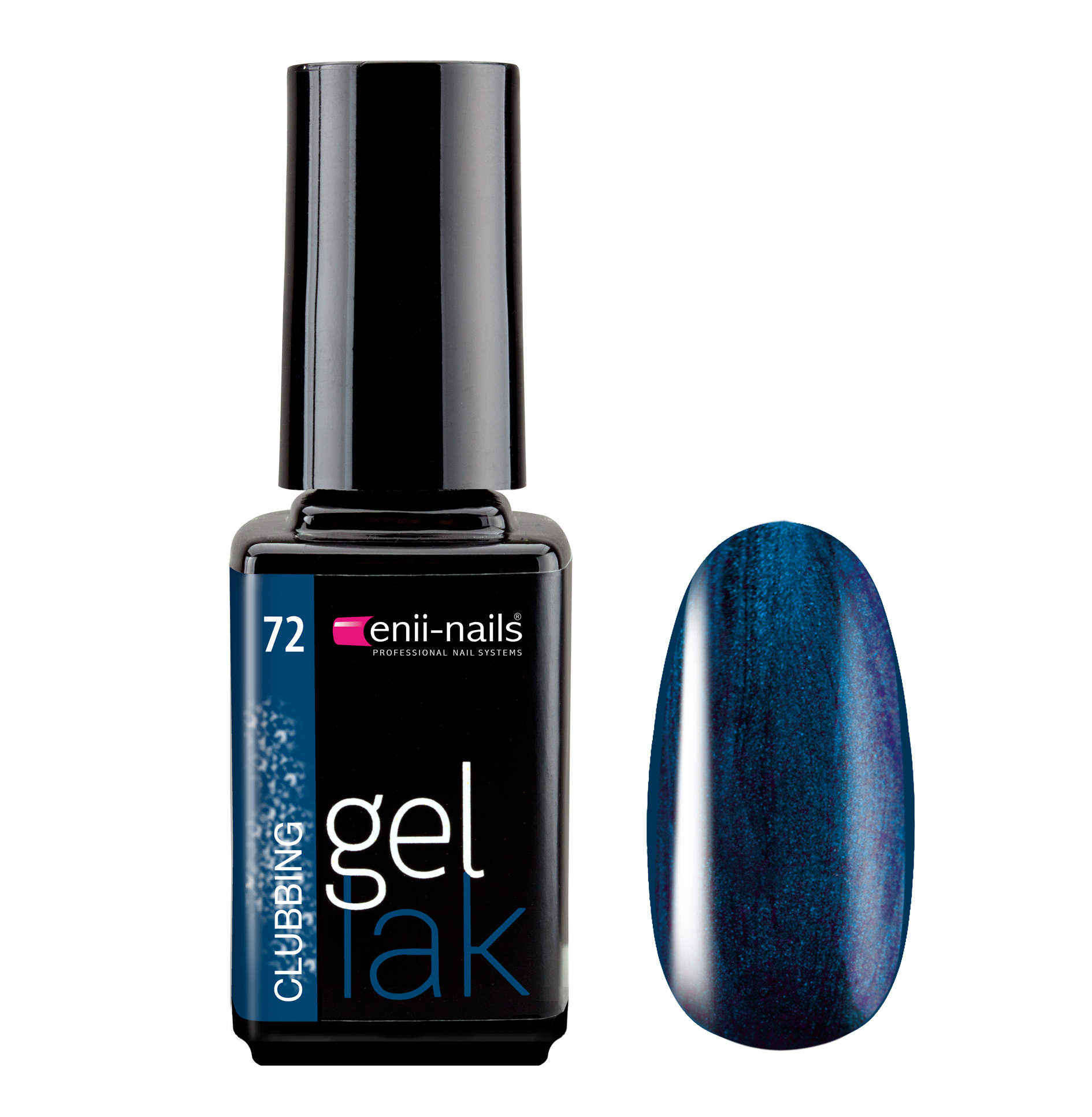 ENII-NAILS Gel lak Clubbing 5 ml