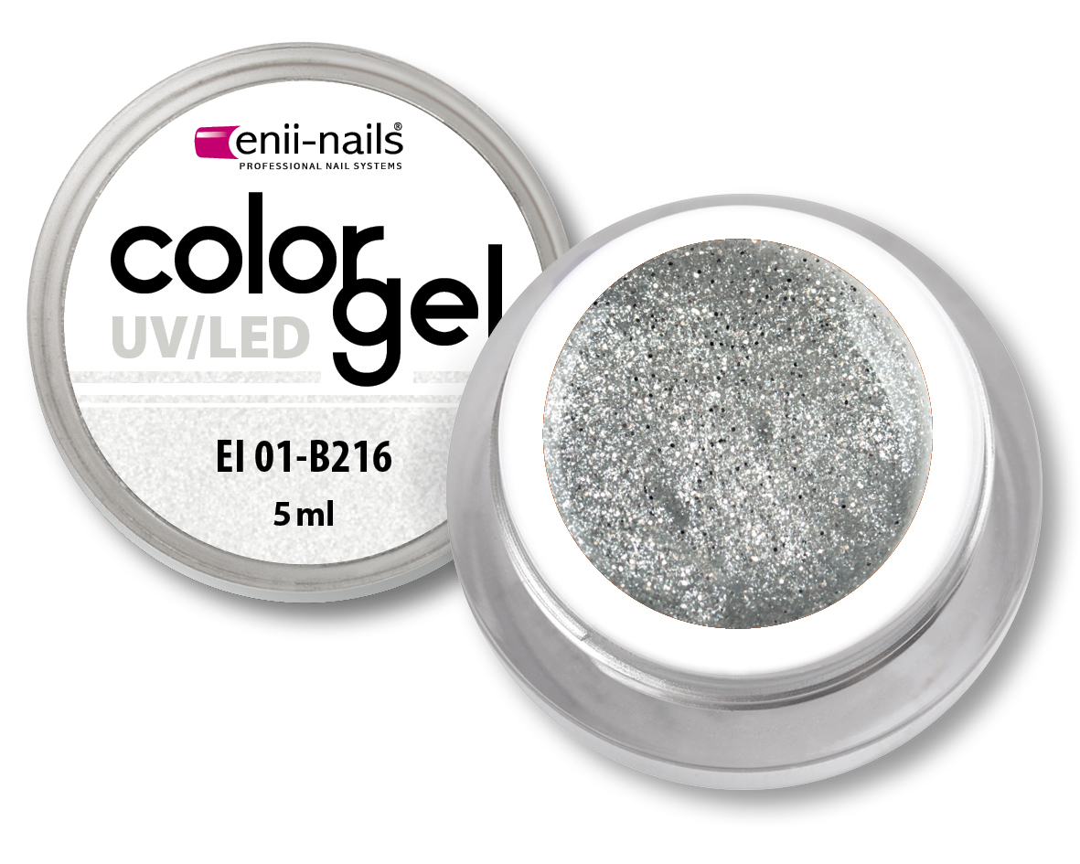 ENII-NAILS Barevný UV/LED gel 5 ml č.216