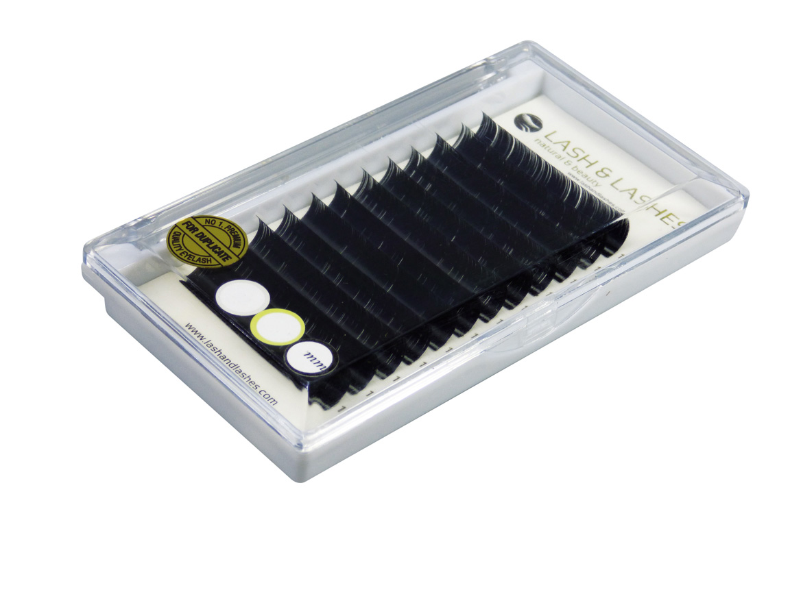 ENII-NAILS Řasy LASH & LASHES 12 mm
