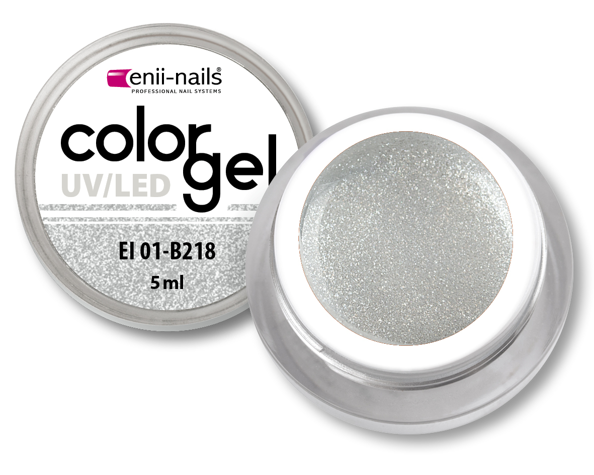 ENII-NAILS Barevný UV/LED gel 5 ml č.218