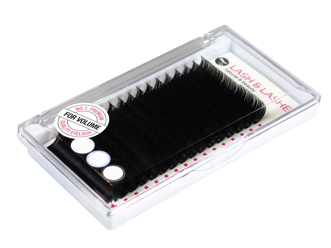 ENII-NAILS Řasy LASH & LASHES 15 mm