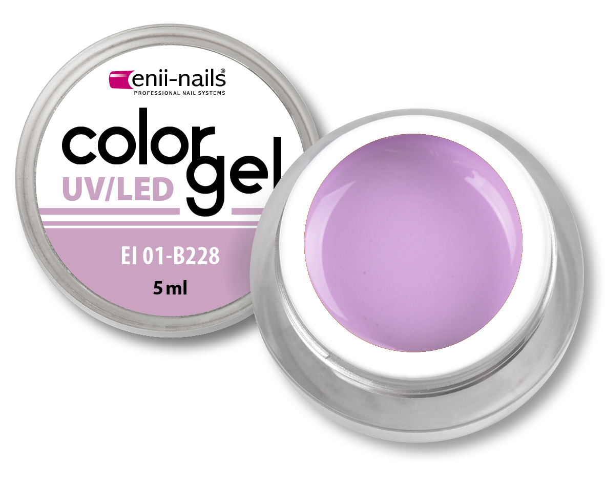 ENII-NAILS Barevný UV/LED gel 5 ml č.228