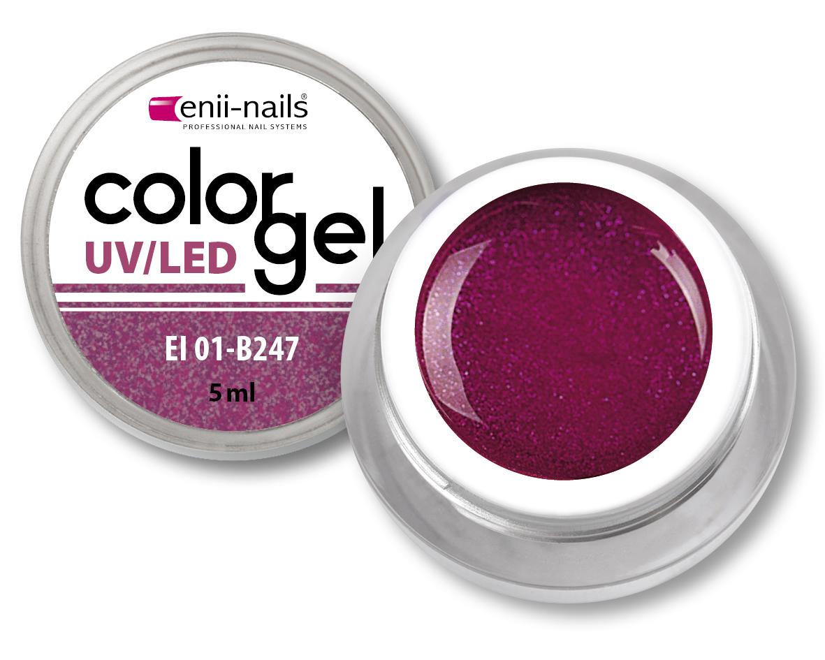 ENII-NAILS Barevný UV/LED gel 5 ml č.247