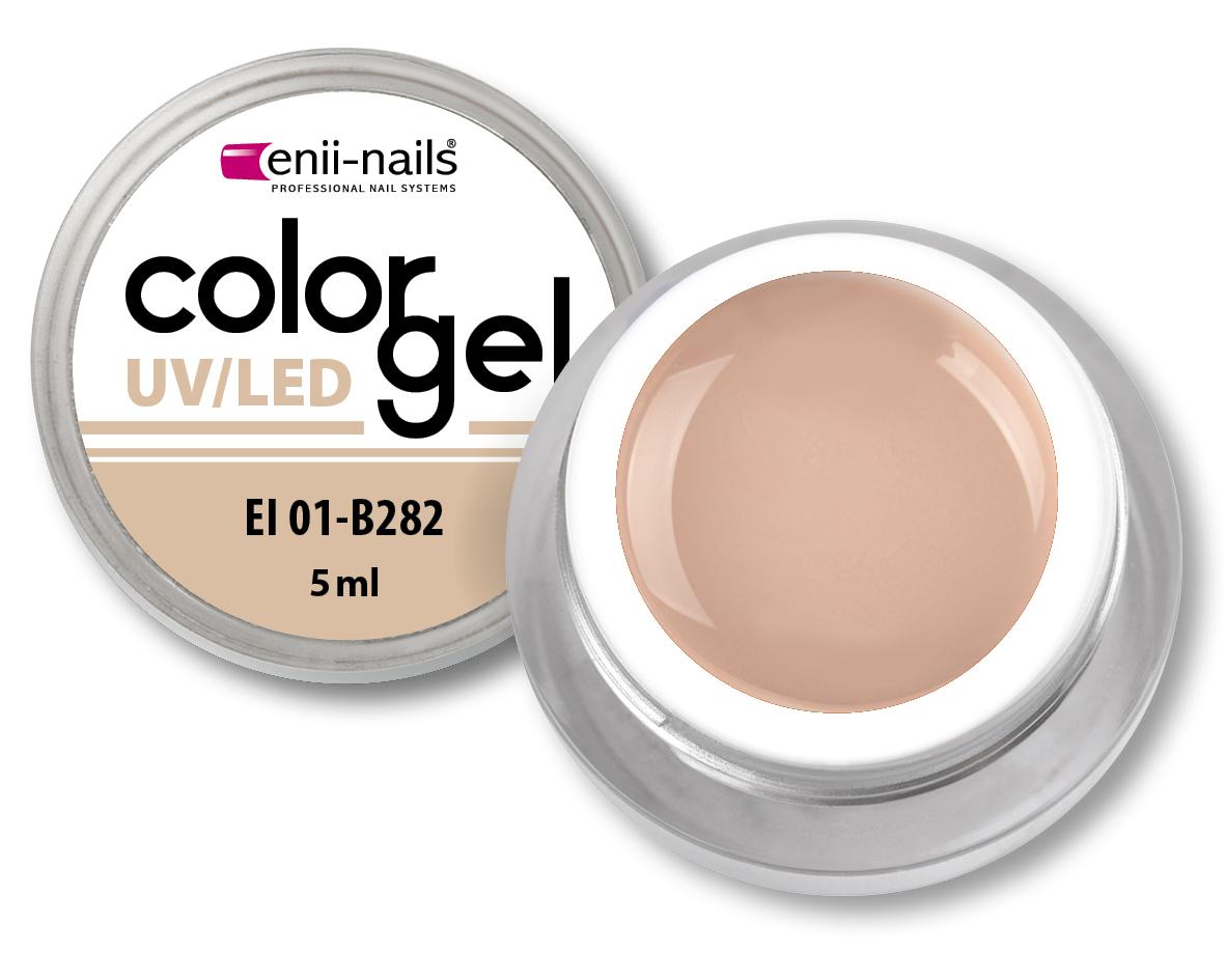 ENII-NAILS Barevný UV/LED gel 5 ml č.282