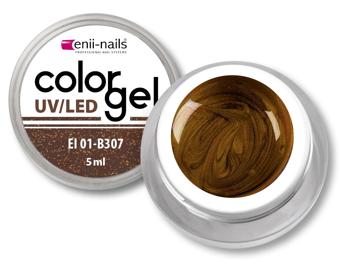 ENII-NAILS Barevný UV/LED gel 5 ml č.307