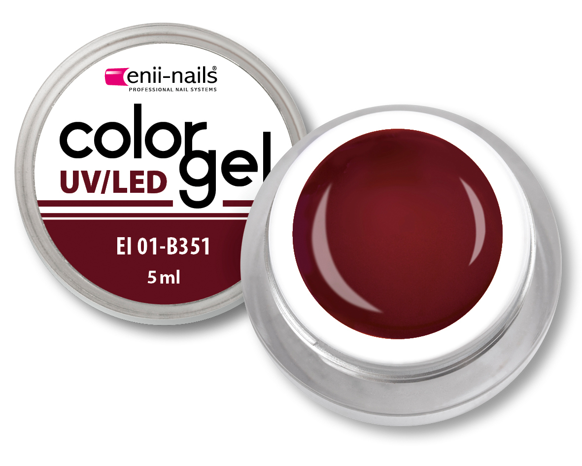 ENII-NAILS Barevný UV/LED gel 5 ml č.351