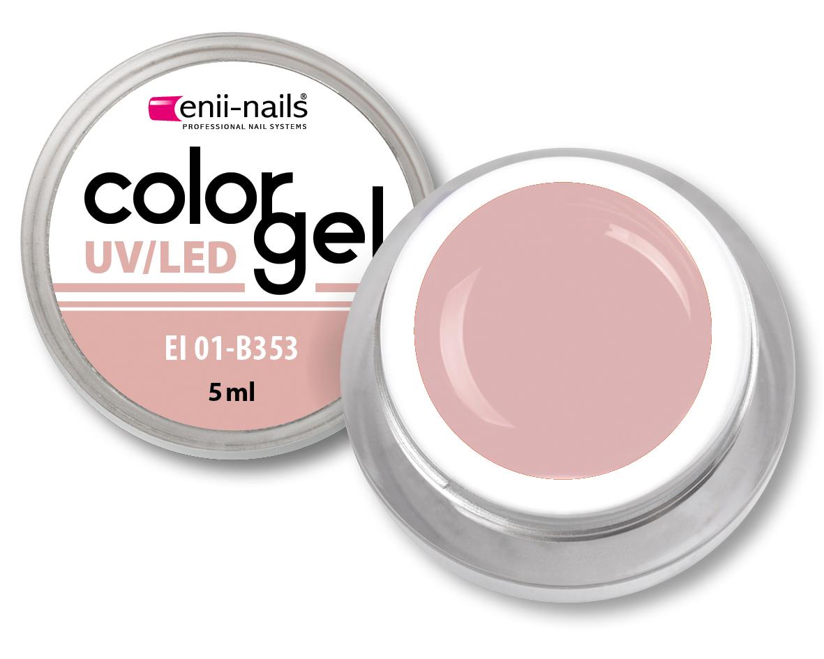 ENII-NAILS Barevný UV/LED gel 5 ml č.353