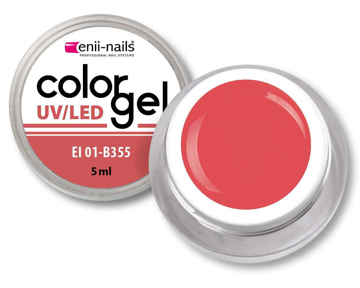 ENII-NAILS Barevný UV/LED gel 5 ml č.355