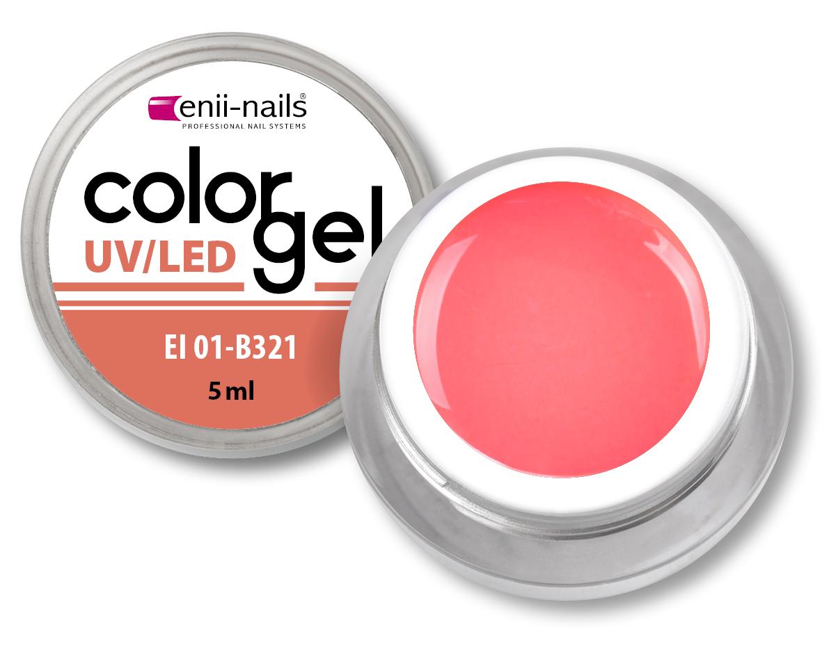 ENII-NAILS Barevný UV/LED gel 5 ml č.321