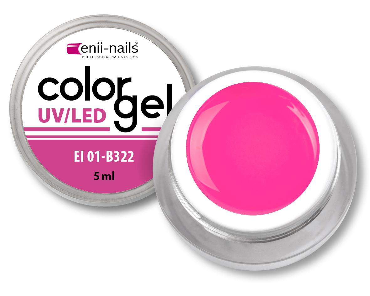 ENII-NAILS Barevný UV/LED gel 5 ml č.322