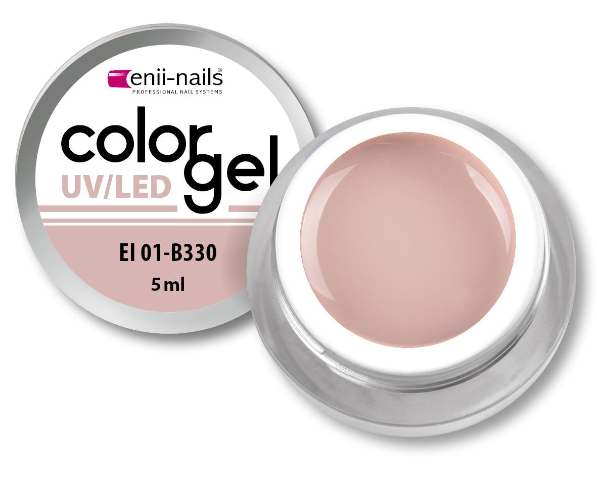 ENII-NAILS Barevný UV/LED gel 5 ml č.330