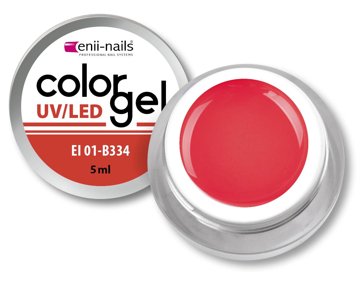 ENII-NAILS Barevný UV/LED gel 5 ml č.334
