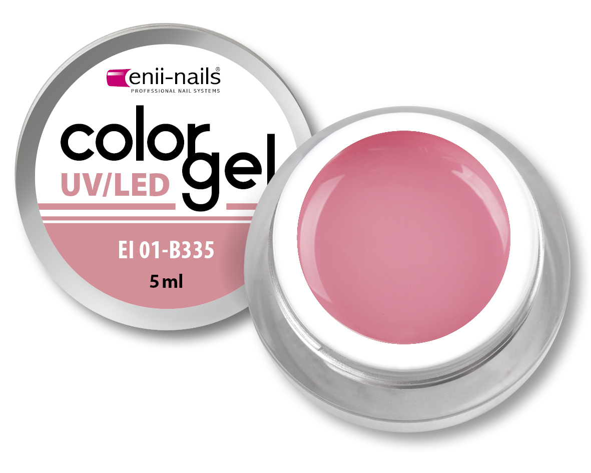 ENII-NAILS Barevný UV/LED gel 5 ml č.335