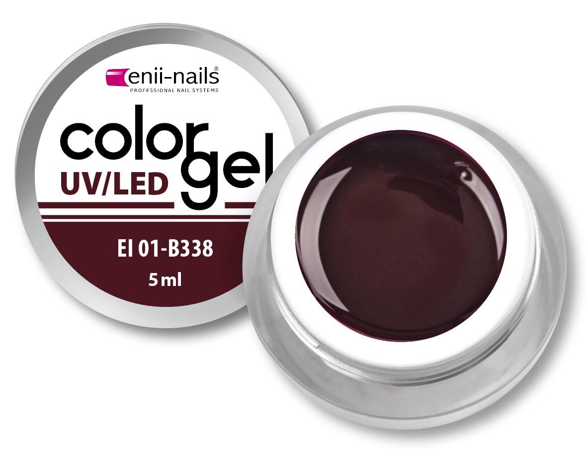 ENII-NAILS Barevný UV/LED gel 5 ml č.338