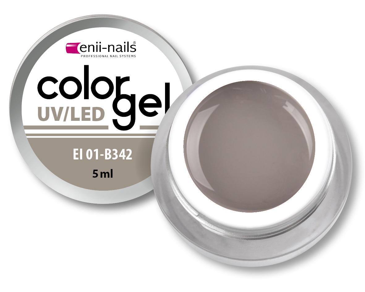 ENII-NAILS Barevný UV/LED gel 5 ml č.342