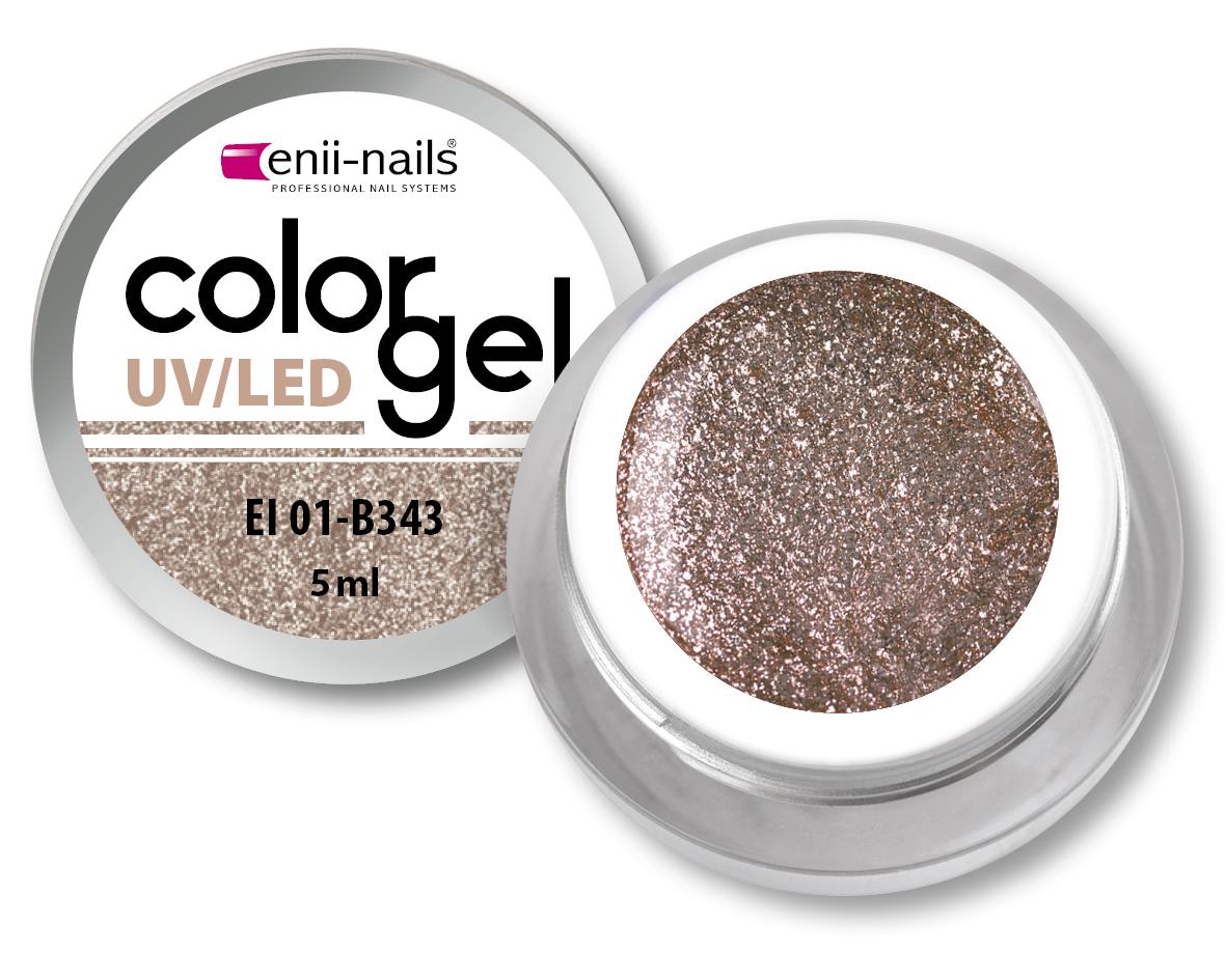 ENII-NAILS Barevný UV/LED gel 5 ml č.343