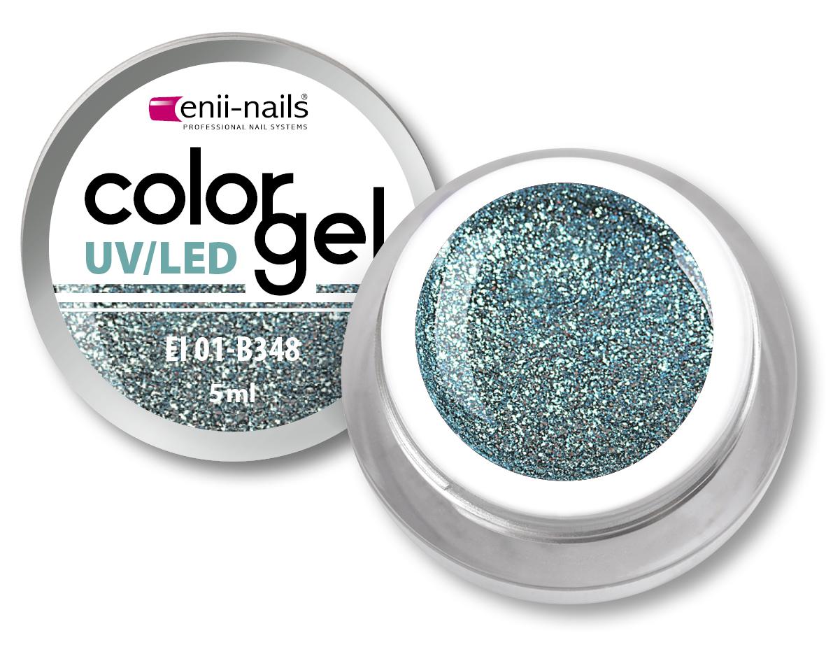 ENII-NAILS Barevný UV/LED gel 5 ml č.348