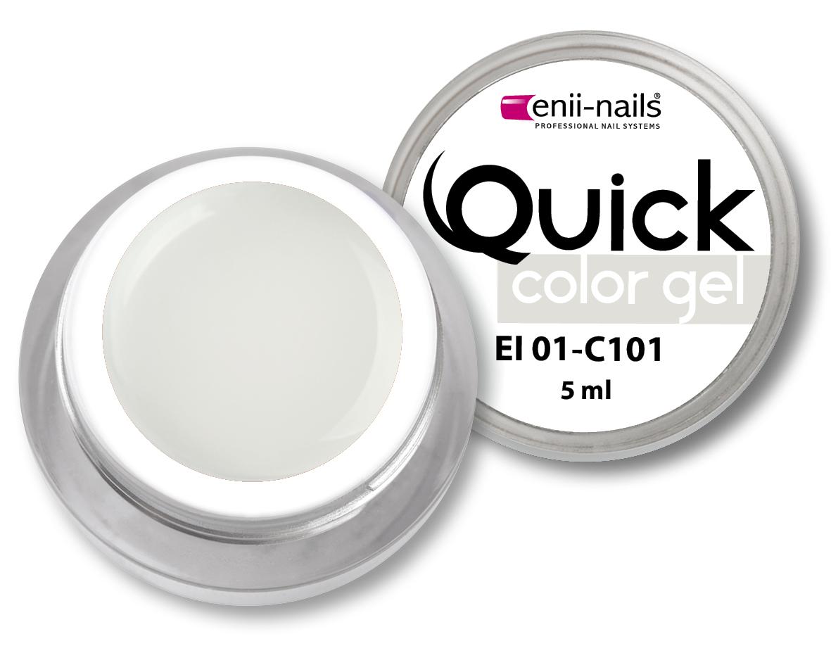 ENII-NAILS Quick Color Gel č.101 5 ml