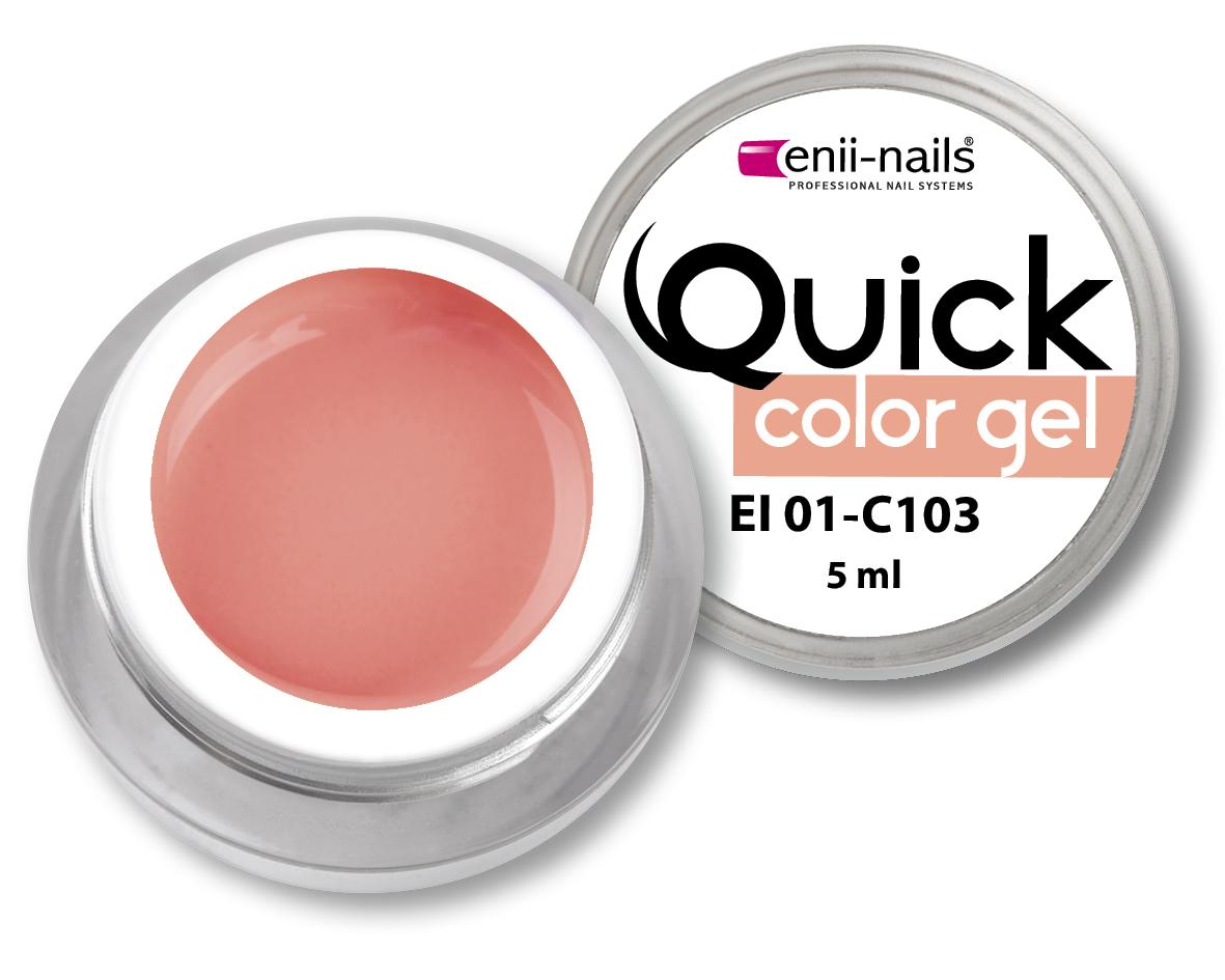 ENII-NAILS Quick Color Gel č.103 5 ml