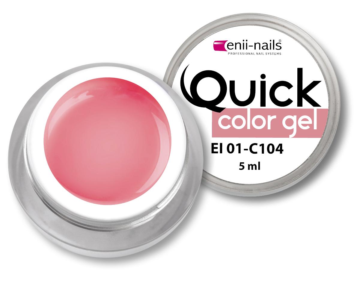 ENII-NAILS Quick Color Gel č.104 5 ml