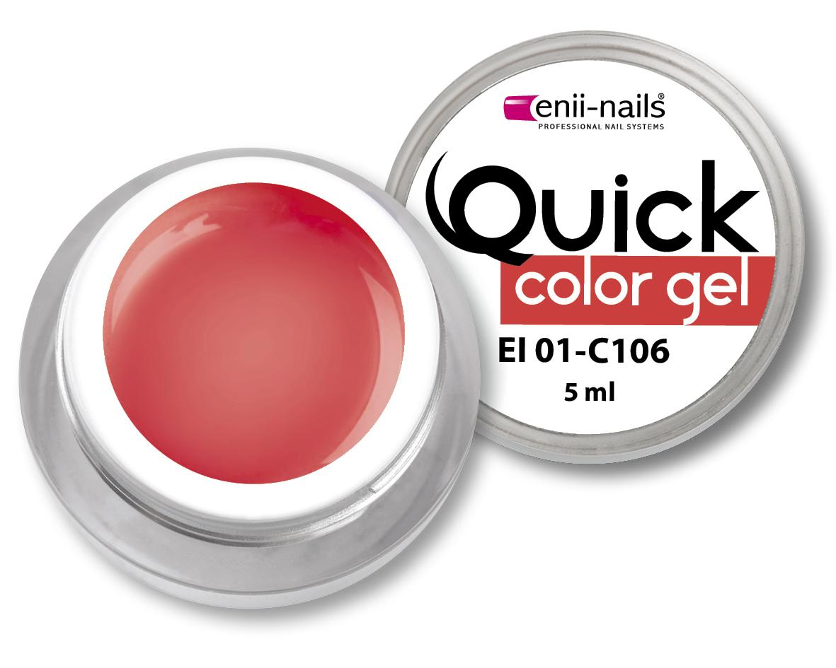 ENII-NAILS Quick Color Gel č.106 5 ml