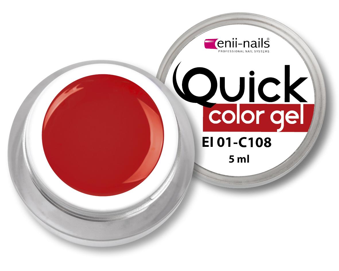 ENII-NAILS Quick Color Gel č.108 5 ml