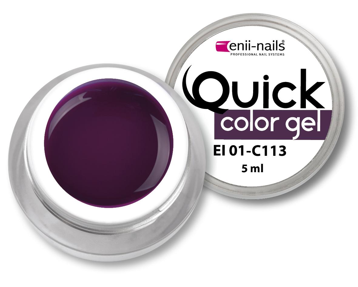 ENII-NAILS Quick Color Gel č.113 5 ml