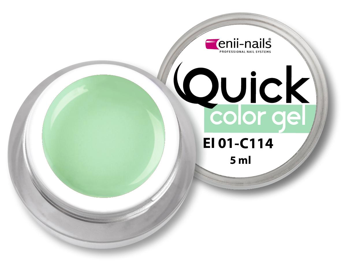 ENII-NAILS Quick Color Gel č.114 5 ml