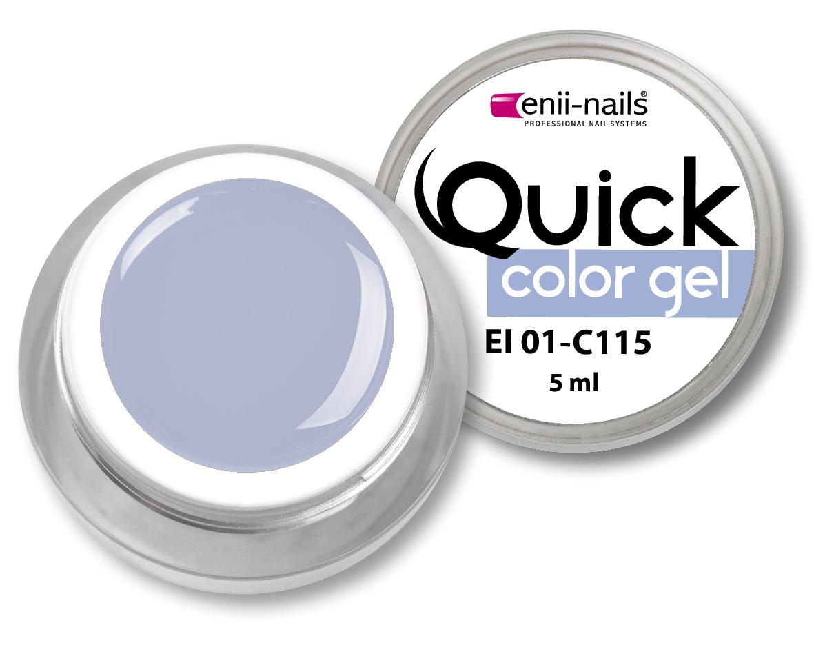 ENII-NAILS Quick Color Gel č.115 5 ml