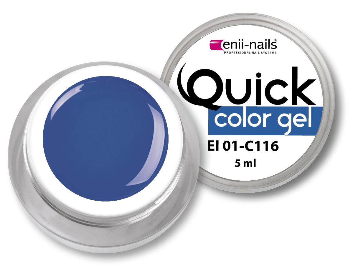 ENII-NAILS Quick Color Gel č.116 5 ml