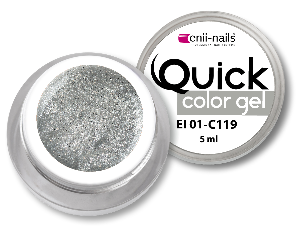 ENII-NAILS Quick Color Gel č.119 5 ml